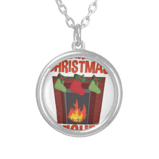 Warm Wishes Silver Plated Necklace