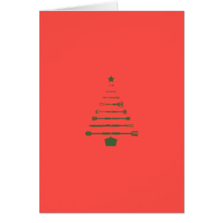 Warmest Thoughts Christmas Card