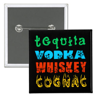 Warming Drinks 2 Inch Square Button