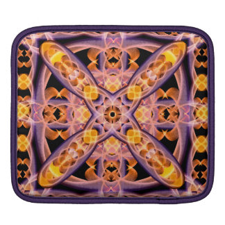 Warmth Mandala iPad Sleeves
