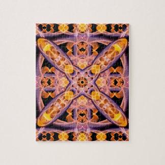 Warmth Mandala Puzzles