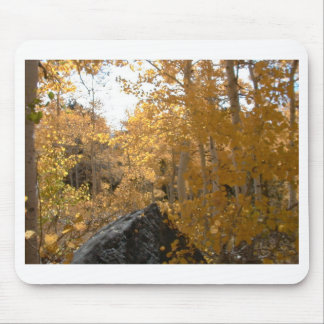 Warmth of Autumn Mouse Pad