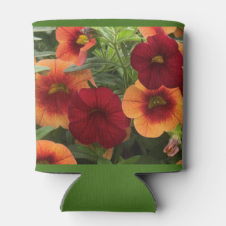 Warmth Of The Sun Floral Can Cooler