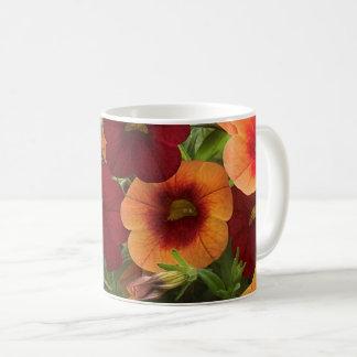 Warmth Of The Sun Floral Coffee Mug