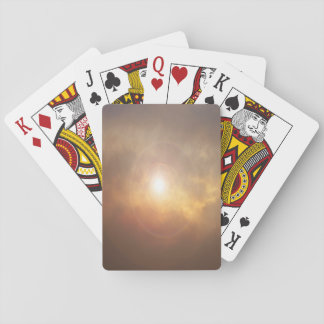 Warmth of the Sun... Playing Cards