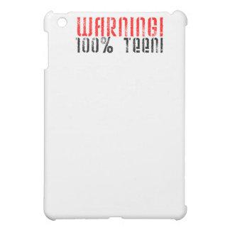 Warning 100 Teen iPad Mini Case