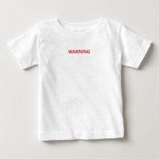Warning at Any Time I May Snap Gift Photography Baby T-Shirt