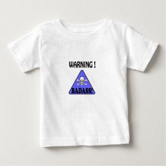 Warning!Badass Baby T-Shirt