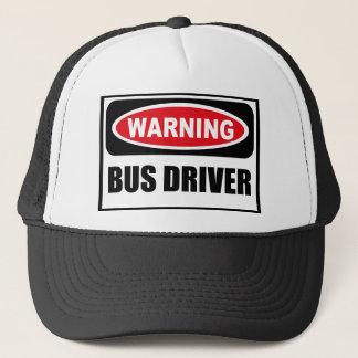 Warning BUS DRIVER Hat