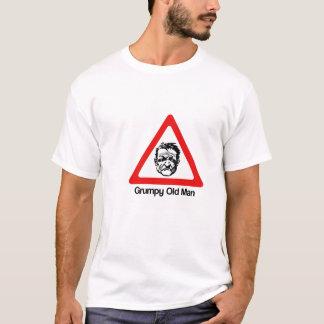 Warning: Grumpy Old Man T-Shirt