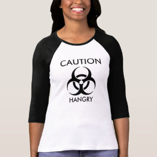 Warning - Hangry T-Shirt