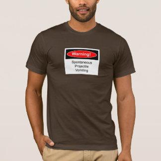 Warning Label T-Shirt