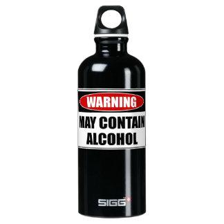 Warning May Contain Alcohol
