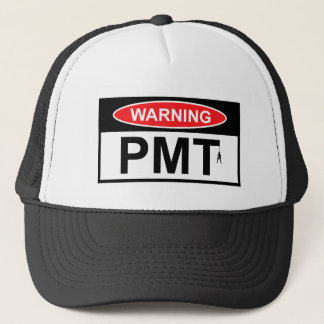 Warning PMT Trucker Hat