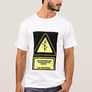 warning: proton stream T-Shirt