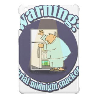 Warning: Serial Midnight Snacker iPad Mini Cases