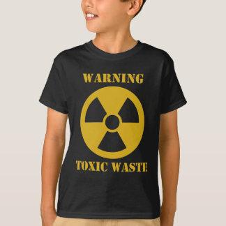 Warning - Toxic Waste T-Shirt