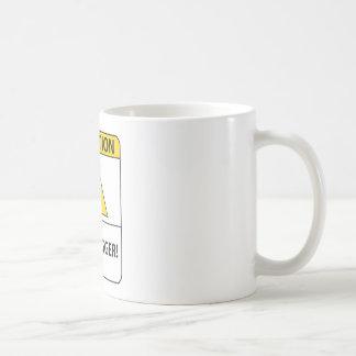 WarningHUGGER001 Coffee Mug