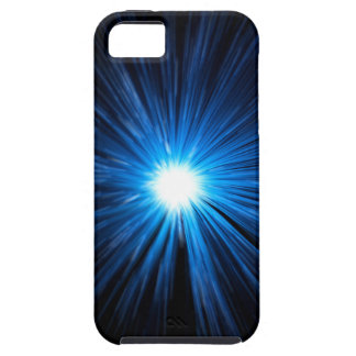 Warp speed blue. iPhone 5 covers