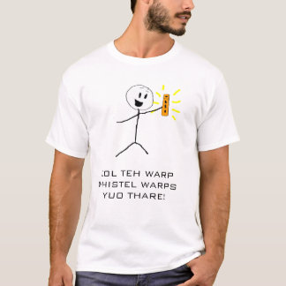 Warp Whistel T-Shirt