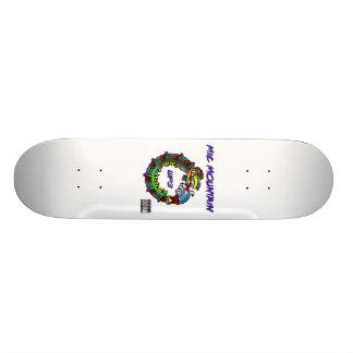 Warpath 3 Skateboard