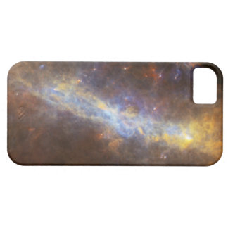 Warped Galactic Ring iPhone 5 Case