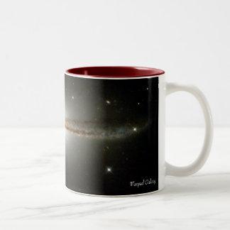 Warped Galaxy Coffee Mug