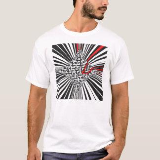 Warped Maze Explosion T-Shirt