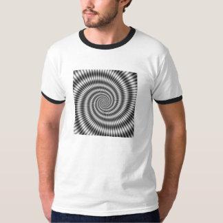 Warped ringer T-Shirt