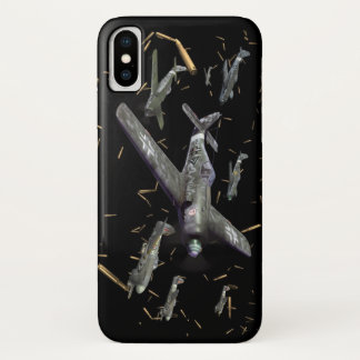 warplane iPhone x case