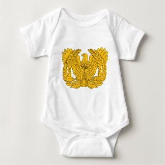 Warrant Officer Insignia Baby Bodysuit