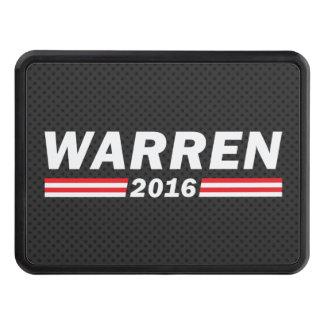 Warren 2016 (Elizabeth Warren) Trailer Hitch Covers