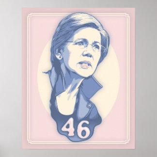 Warren 46 poster