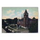 Warren County Courthouse Circa 1935 Card