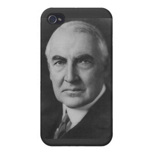 Warren G. Harding iPhone 4/4S Cases