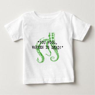 Warren is dead H. P. Lovecraft Baby T-Shirt