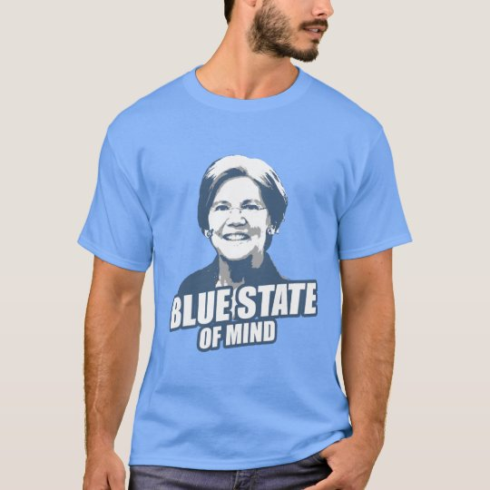 WARREN STATE OF MIND - 2016.png T-Shirt