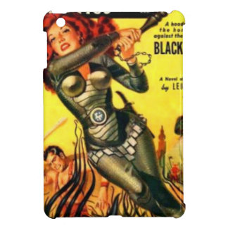Warrier Maiden on Mars Cover For The iPad Mini