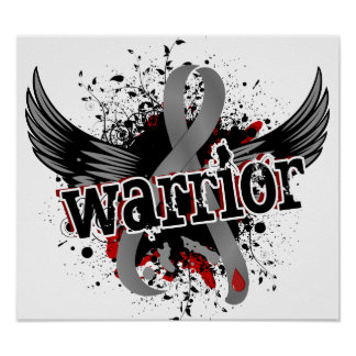 Warrior 16 Diabetes Poster