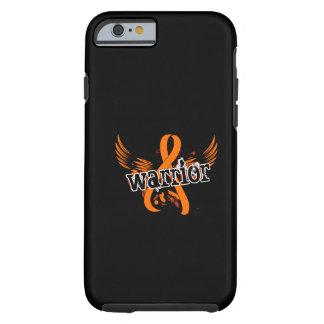 Warrior 16 Leukemia Tough iPhone 6 Case