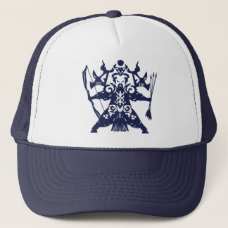 Warrior - Archer Trucker Hat
