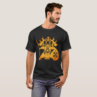 Warrior carrying a spear T-Shirt