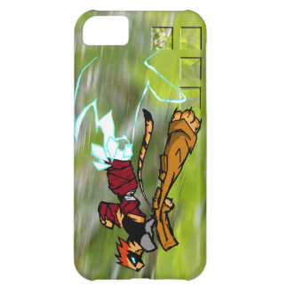 WARRIOR CAT IN THE WILD CASE FOR iPhone 5C