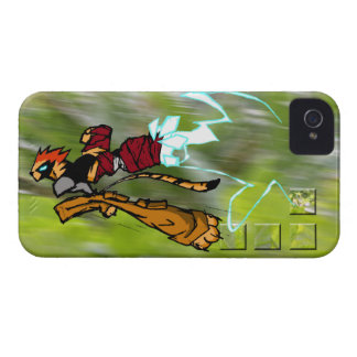 WARRIOR CAT IN THE WILD iPhone 4 COVERS