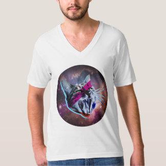 Warrior Cat of the Galaxy T-Shirt
