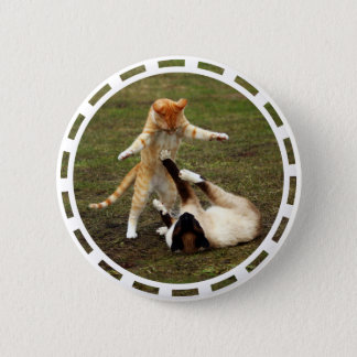 Warrior Cats 2 Inch Round Button