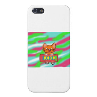 Warrior Cats Case For The iPhone 5