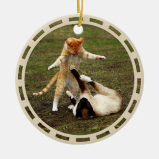Warrior Cats Ceramic Ornament