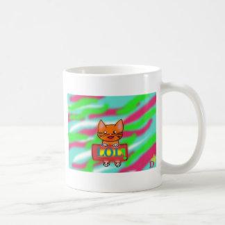 Warrior Cats Classic White Coffee Mug