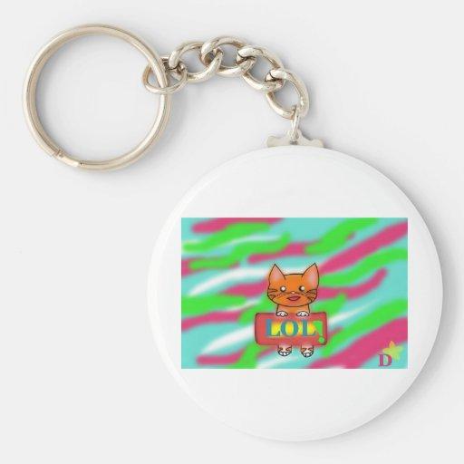 Warrior Cats Keychains